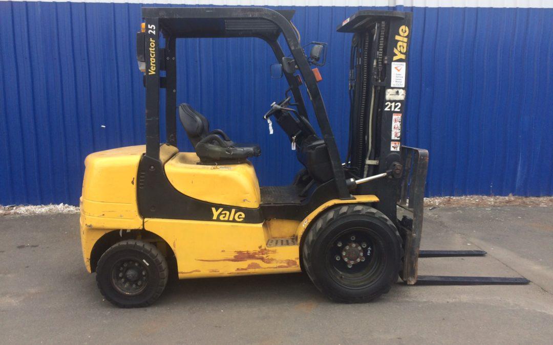 Yale 2.5t diesel (FHQ212)