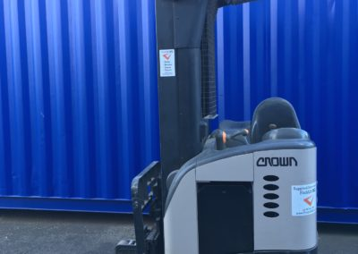 Crown 1.5t Reach Truck (FHQ262)  $10,500 + GST