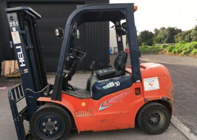 3T Heli Diesel (FHQ251) $16,995 + GST